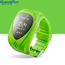 wrist gps locator gps tracking watch JM09