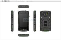 4inch Gorilla II Quad Core Dual Sim Rugged NFC Phone DK20