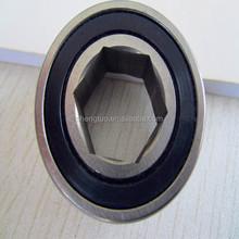 High precision square bore bearing