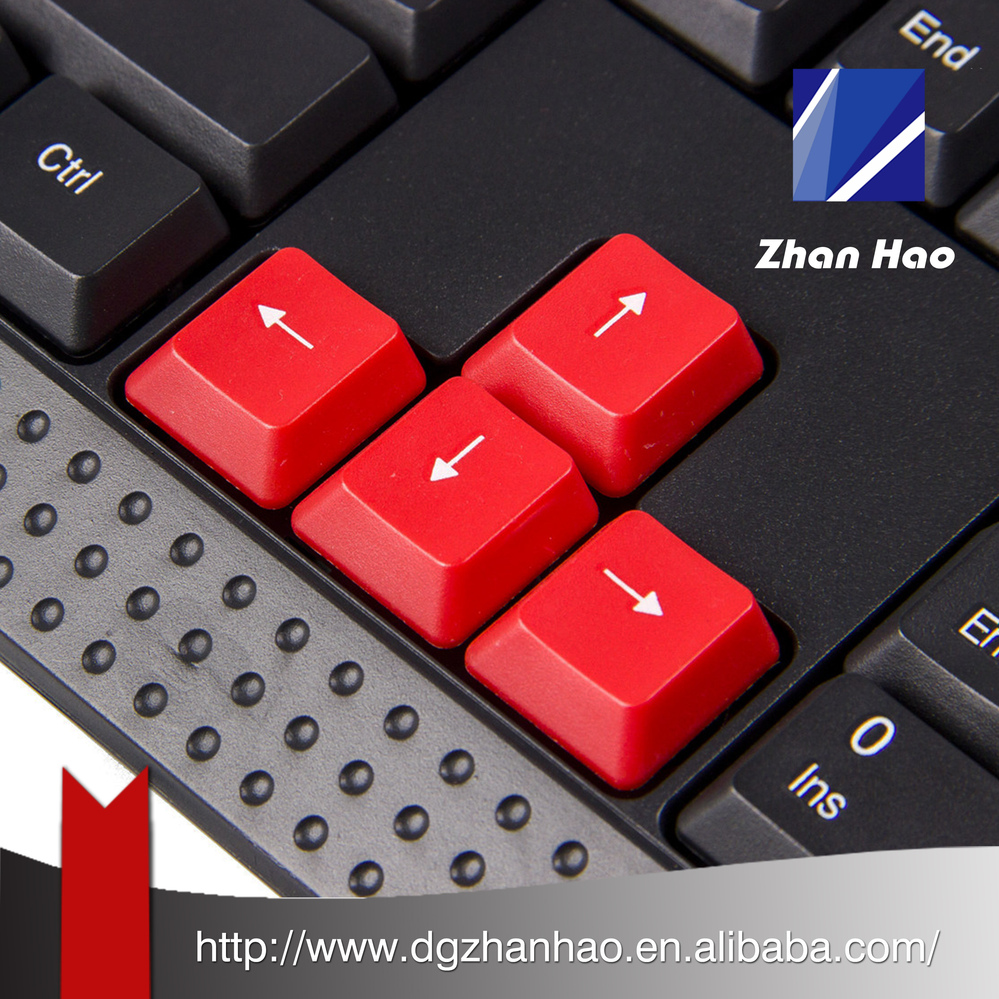 116 Keys Cheapest wired gaming Keyboard Multimedia