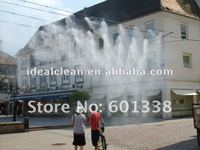 Warehouse Cooling Misting System