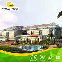 China new design prefab home for usa