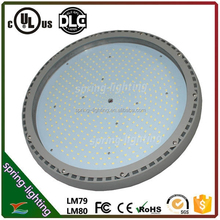 UL DLC SAA Approved UFO led high bay 100w /high bay with MW driver 5 years warranty
