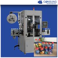 Hot sale sleeve label shrinking machine automatic shrink label machine