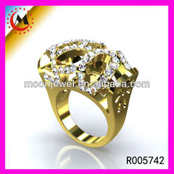 2014 TREND EUROPEAN FASHION JEWELRY YIWU FACTORY RINGS FOR SALE WHOLESALE HIGH QULITY INDIAN SILVER RINGS