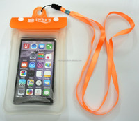 Color Waterproof Dry Dust Pouch Bag Pack Case Cover For Cell Phone