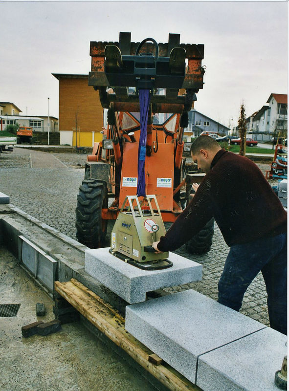 Portable Vacuum Lifting Equipment : Vacuum lifting device stonemagnet sm buy hand