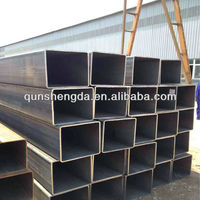 250*250mm square hollow section