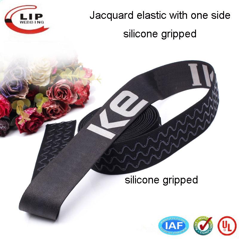 High quality jacquard elastic band