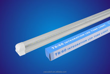 Best price good quality 12V DC power Frosted milky clear T8 T5 integrated 300 600 900 1200mm cm M LED Tube Light zhongshanChina