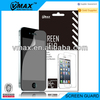 For iPhone screen protector front back,iPhone 4s screen protector oem/odm (High Clear)