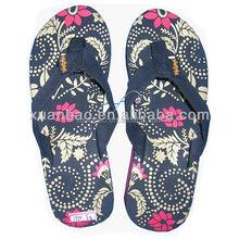 Custom picture of Chinese nude beach flip flops / flip flops in bulk