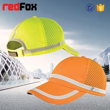 safety baseball ventilated cap