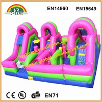 Giant inflatable playground for sale,inflatable obstacle course