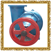 large size agriculture diesel engine driven borehole water pumps