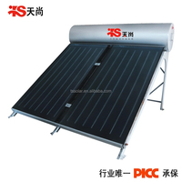 Hot sale Anodic aluminum oxide material solar thermal(Swimming pool solar water heater)