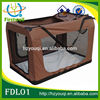 dog travel crate pet bag different colors&sizes available