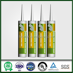 New R&D hot sale fast dry dow corning brown color silicone sealant