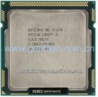 Inte CPU Core I5 650 SLBTK/SLBLV 1156pin