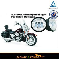 Motorcycles 30W 4.5 Inch Harley LED Headlight