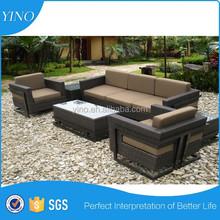 Ocio sofá moderno sofá de muebles de exterior RY1825