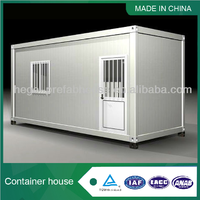 Office Prefabricated single unit container house