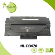Laser Toner Cartridge ML 3470 ,ML-D3470 for ML-3470D/3470ND/3471 alibaba china