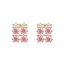 Hot 2013 Unique China traditional characteristics style austria crystal earrings with high quality Wholesale