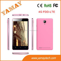 alibaba in russian high quality 4g lte samrtphone 5 inch screen mtk quad core processing platform 3g/2g full bands made in china