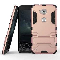 High quality Armor Kickstand case for Huawei honor 5X , phone case for Huawei honor 5X