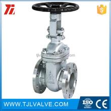 Din em aço inoxidável DIN assentada resiliente válvulas de gaveta de nascente \ / não haste ascendente CE CER água