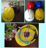 China supplier hot selling cheap safety helmet with V guard for construction workers and industry use