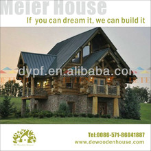 Wooden House,Villa,Prefabricated House, Glamorous Resort House,DYD0021