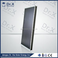 Low Cost High Quality solar system flat plate solar collector