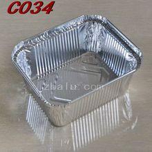 Hot aluminum foil packaging bag