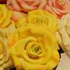 artificial silk flower supplier blooming rose flower handmade gift party decoration