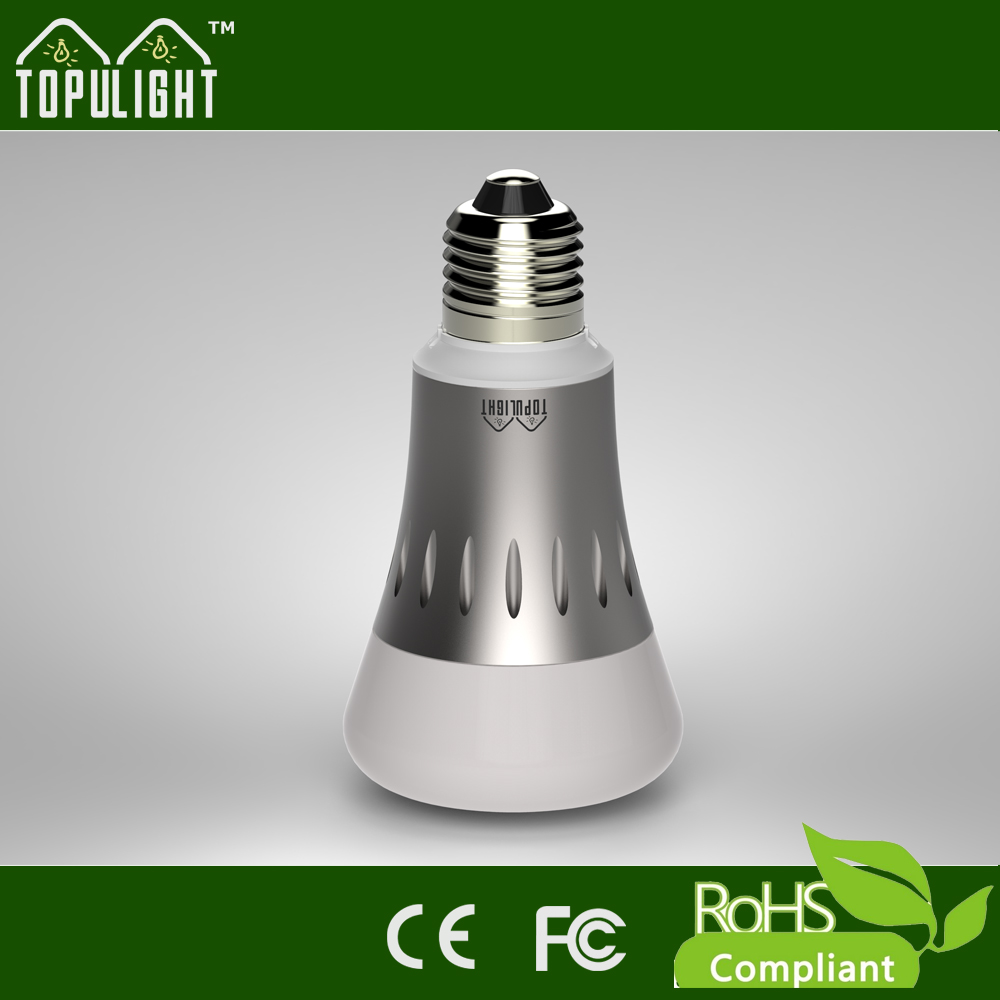 Bluetooth low energy dimmable led light guangzhou 8w e27 for Buyers choice light bulbs
