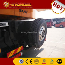 Made in China crane prices sany truck crane STC500 crane auction