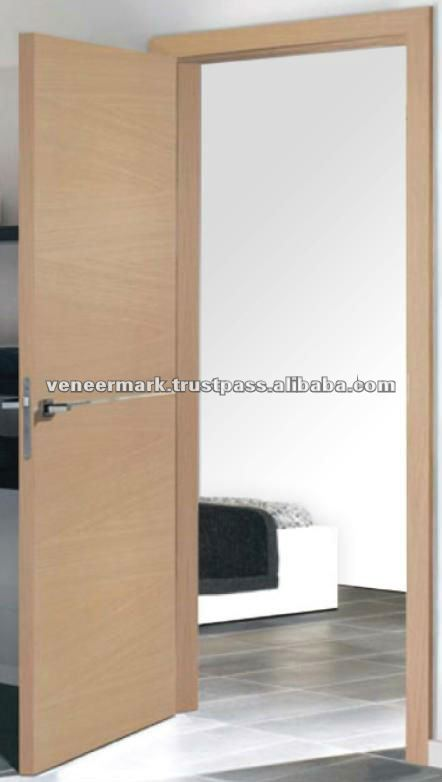 Veneer door in solid core buy veneer laminated wood door for Solid core flush door price
