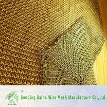 Metal Ring Mesh / Metal Ring Curtain / Decorative Ring Mesh