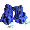 expandable hose see on TV with 7 function gun shrinkin garden rubber hose