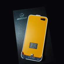 Battery Charger Case for iPhone 5 /5s,power bank case 2200mAh