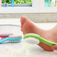 New Multi-functional No Harm To Skin Long Handle Foot Scrub Brush