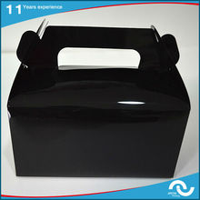 Special Designed Clear Plastic Folding Packaging Boxes