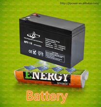 12v 7ah storage GEL battery for Microgrid/UPS/Inverter