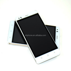 High quality Quad core 5.0 inch IPS Screen 512MB RAM+4GB ROM Android 4.2 Dual Camera shenzhen customized smartphone