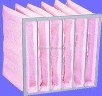 bag filter pocket filter open cell foam air filters