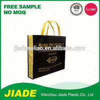 Best Selling Durable Using Easy Carry Non Woven Shopping Bag