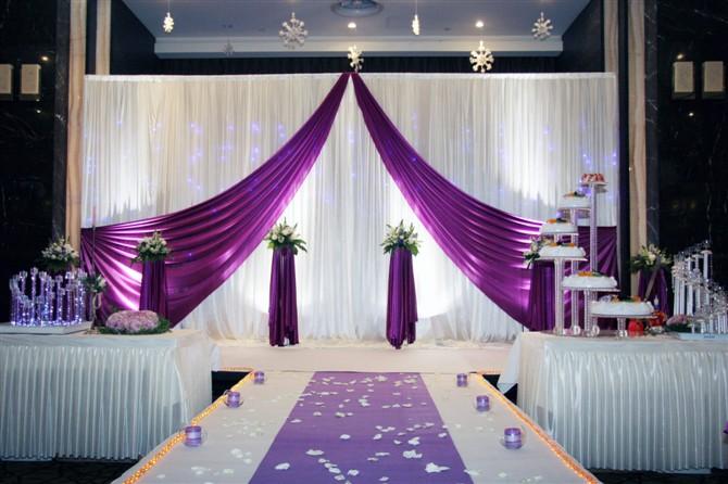 Latest Stage Backdrop Wedding Decoration