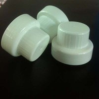 plastic laundry detergent bottle cover